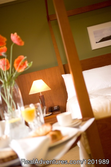 A Sound Sleep - Four Seasons Hotel & Leisure Club Carlingford