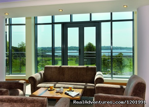 Space to Relax - Lakeside Escape Glasson Country House Hotel