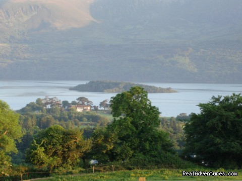 - Gleann Fia Country House, Killarney