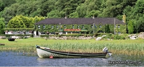 Healys Restaurant & Fishing Lodge: Healys Restaurant & Fishing Lodge