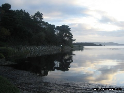 Stunning Lough Cullen - Healys Restaurant & Fishing Lodge