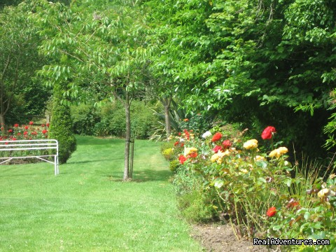 Beautiful Gardens - Healys Restaurant & Fishing Lodge