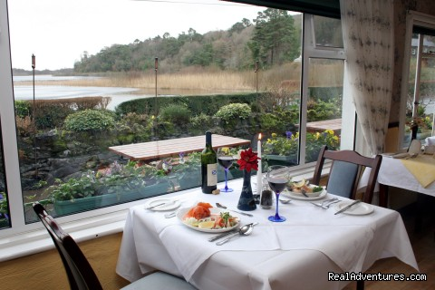 Lake View Dining - Healys Restaurant & Fishing Lodge