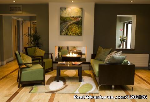 Hotel Doolin: Hotel Doolin Lobby