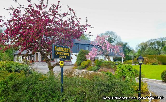 Kathleens Country House The Best Irish Hospitality Kathleens Country House Exterior