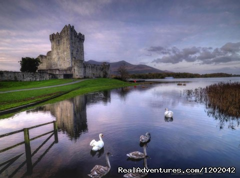 Kathleens Country House Loves nearby Ross Castle - Kathleens Country House The Best Irish Hospitality