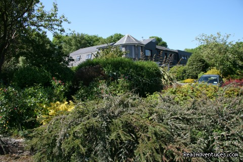 Kathleens Country House immersed in Gardens - Kathleens Country House The Best Irish Hospitality