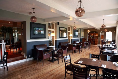 The Devil's Punchbowl Bar - The Lake Hotel