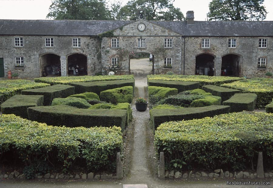Palladian Courtyard | Image #4/20 | Longueville House Hotel & Sporting Estate