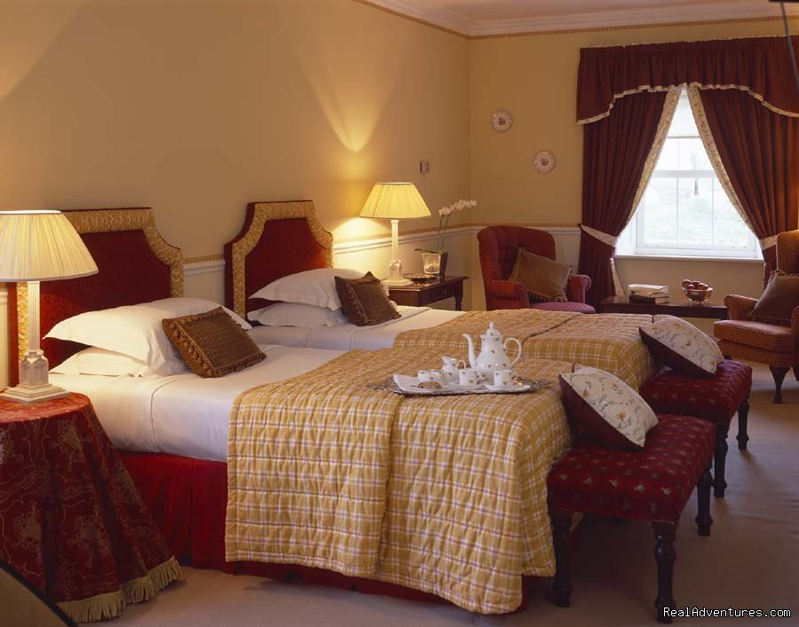 Standard Twin Room | Image #15/20 | Longueville House Hotel & Sporting Estate
