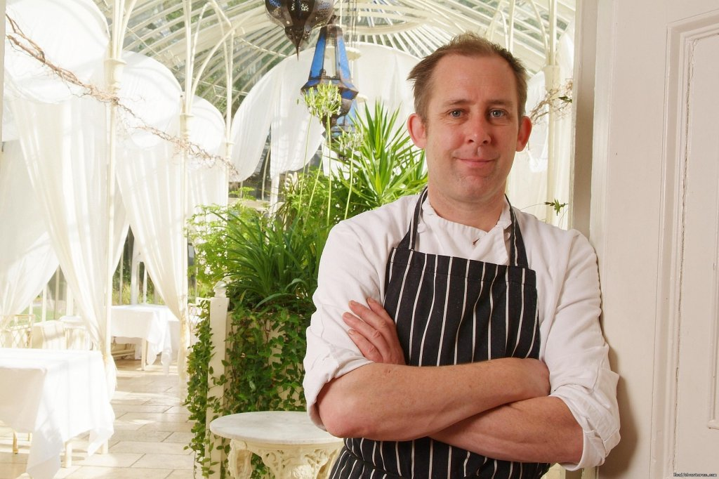 William O'Callaghan Chef/ Patron | Image #18/20 | Longueville House Hotel & Sporting Estate