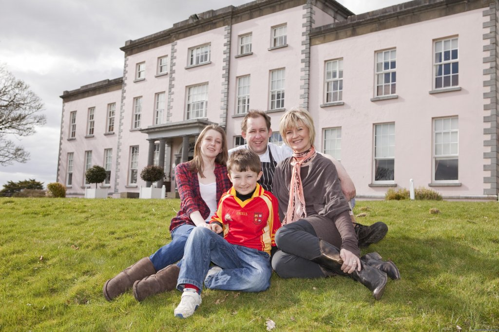 Your Hosts The O'Callaghan Family | Image #19/20 | Longueville House Hotel & Sporting Estate