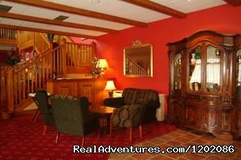 Foyer Lounge (#3 of 11) - Lynham's Hotel Laragh