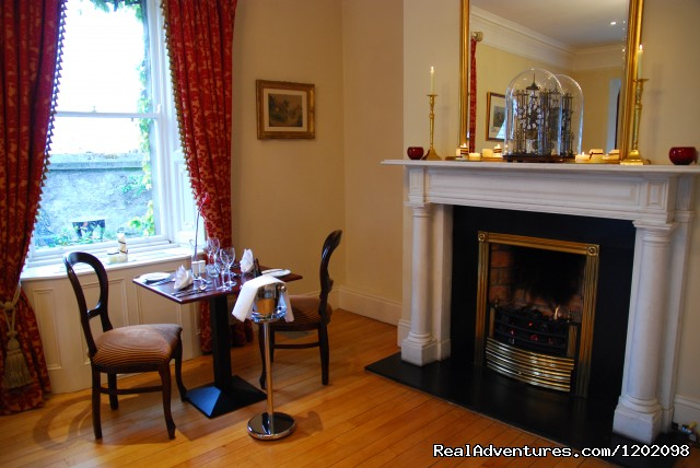 Restaurant - Maudlins House Hotel - Indulge Yourself