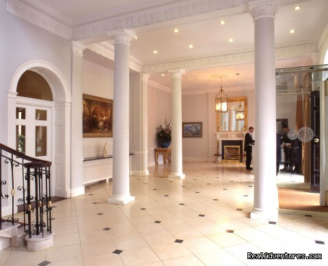 Merrion Hotel: The Front Hall