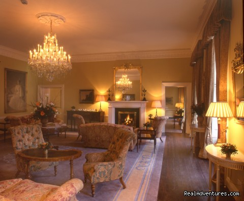 The Drawing Rooms - Merrion Hotel