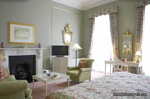 A Main House Room - Merrion Hotel