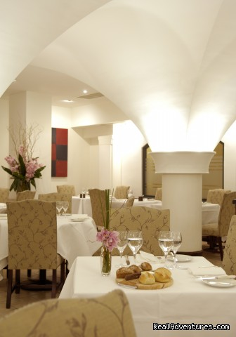 The Cellar Restaurant - Merrion Hotel