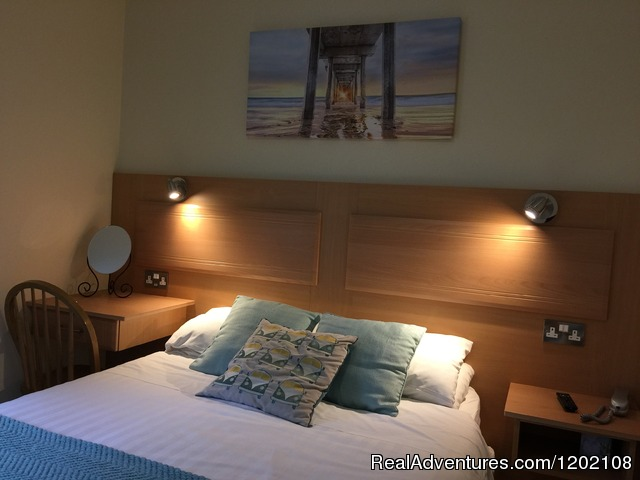 Double Room - Moat Lodge B&B  Lucan