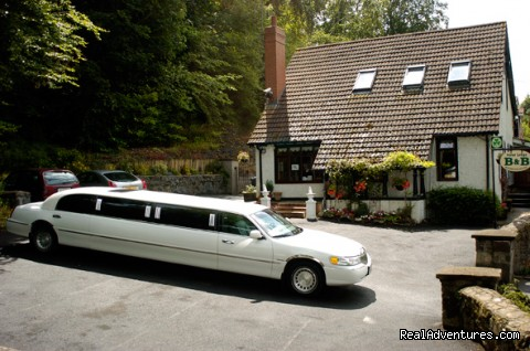 Moat Lodge B&B, Secure car park - Moat Lodge B&B  Lucan