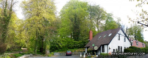 Moat Lodge B&B  Lucan: Moat Lodge B&B, Lucan