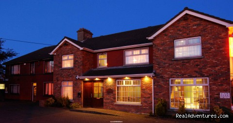 Value Break at Palmerstown Lodge: Palmerstown Lodge, Front View