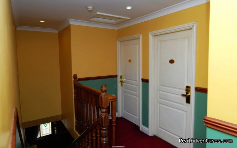 Palmerstown Lodge, Secury Door System - Value Break at Palmerstown Lodge