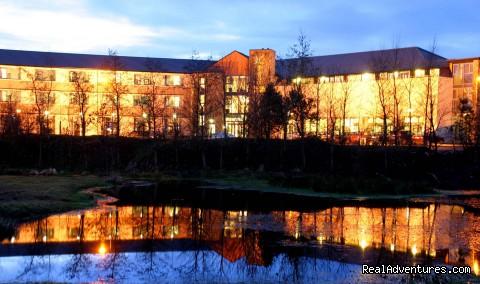 Park Hotel Kiltimagh: Park Hotel Mayo Exterior