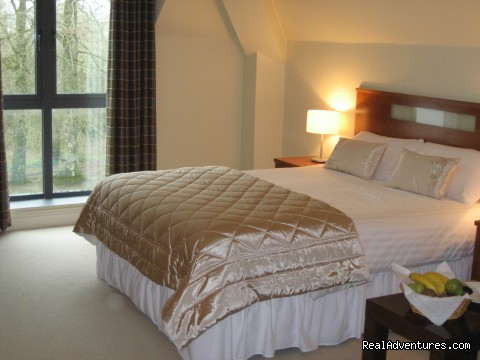 Double Room - Raheen Woods Hotel Tranquility Spa & Kardio Kids