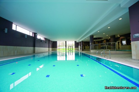 Tranquility Leisure Centre  - Raheen Woods Hotel Tranquility Spa & Kardio Kids