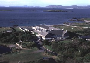 Romantic country House Hotel by the sea. Gaillimh, Ireland Hotels & Resorts