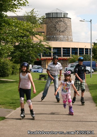 Family friendly - Riverside Park Hotel and Leisure Club