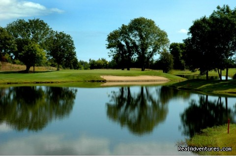 Par 3 6th Hole at Roganstown - Roganstown Hotel & Country Club