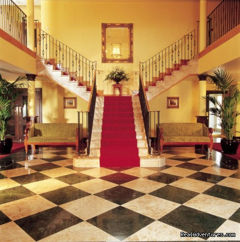 Entrannce Hall at Roganstown - Roganstown Hotel & Country Club