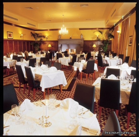 McLoughlin's Restaurant - Roganstown Hotel & Country Club