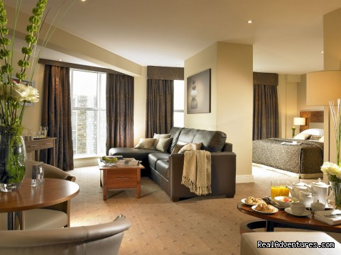Deluxe Suite (#1 of 8) - Scotts Hotel Killarney