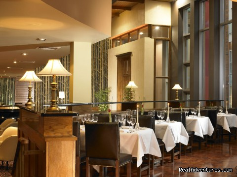 The Courtyard Restaurant - Scotts Hotel Killarney