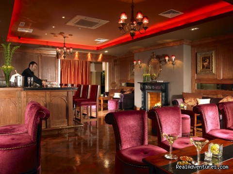 Resident Lounge - Scotts Hotel Killarney
