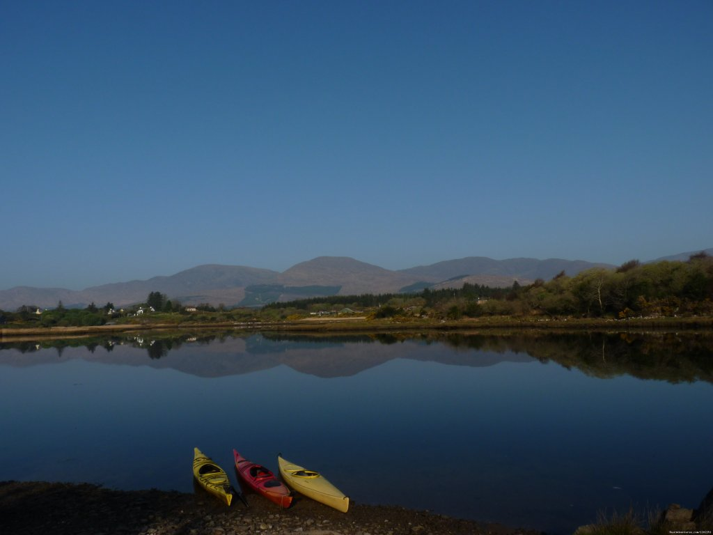 Free use of kayaks and bikes for all guest at Sneem Hotel &  | Image #6/6 | Sneem Hotel & Apartments