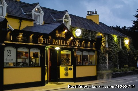 Traditional Irish Get Away at The Mills Inn Hotel