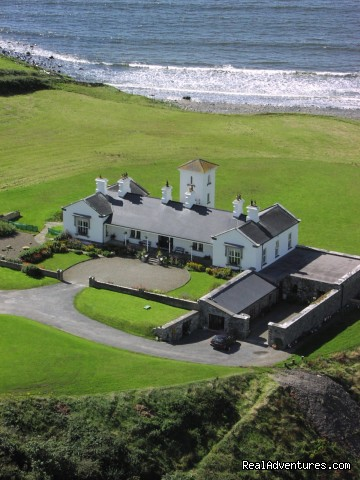 - Moy House, Luxury Country House, Lahinch, Co.Clare