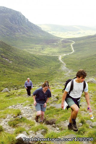 Hiking In Ireland - Customized Ireland Tours