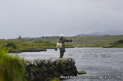 Angling in Ireland - Customized Ireland Tours