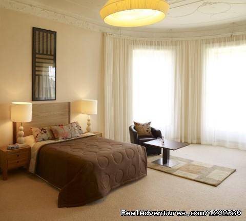 Bedroom - Suite - Butler House