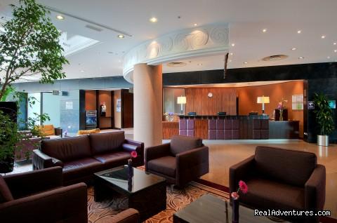 Hilton Dublin: Hilton Dublin Reception