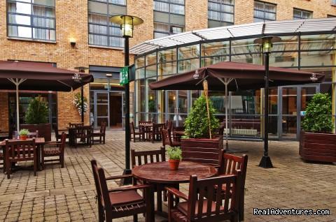Hilton Dublin Courtyard - Hilton Dublin
