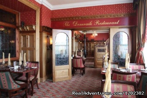 The Doneraile Restaurant - Grand Hotel