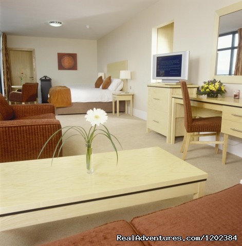 Large Family Room - Green Isle Conference & Leisure Hotel