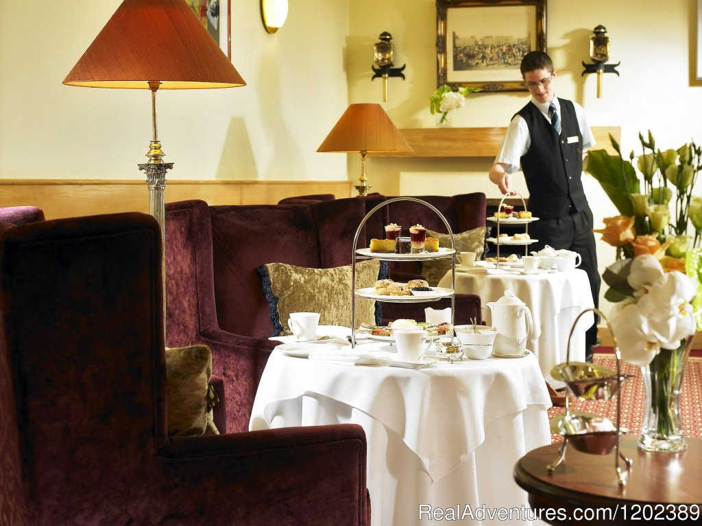 Afternoon Tea in the Birmingham Lounge | Image #12/24 | Hotel Westport Leisrue - Spa - Conference