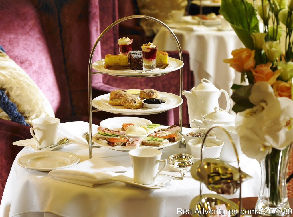 Afternoon Tea | Image #13/24 | Hotel Westport Leisrue - Spa - Conference